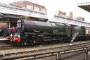6024 King Edward I - 26-11-11 - Shrewsbury (1)