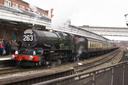 6024 King Edward I - 26-11-11 - Shrewsbury (2)