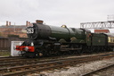 6024 King Edward I - 26-11-11 - Shrewsbury (3)