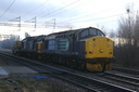 37510 + 37688 Kingmoor TMD - 11-2-11 - Bushbury Junction