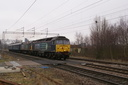 47712 Pride of Carlisle + 57009 - 22-2-11 - Bushbury Junction