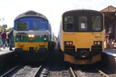 59001 Yeoman Endeavour + 150123 - 11-6-11 - Bishops Lydeard