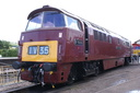 D1035 Western Yeoman (D1010) - 11-6-11 - Williton