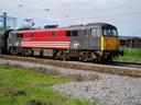 87024 Lord of the Isles - 15-5-04 - Bushbury Junction