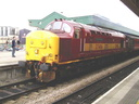 37406 The Saltire Society - 22-5-04 - Cardiff Central