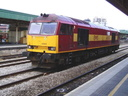 60053 Nordic Terminal - 22-5-04 - Cardiff Central