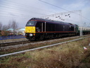 67005 Queen\'s Messenger - 27-2-05 - Bushbury Junction