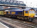 66704 Colchester Power Signalbox- 1-8-05 - Doncaster