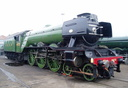 4472 Flying Scotsman - 11-9-05 - Crewe Works