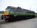 47815 D1748 Great Western - 11-9-05 - Crewe Works