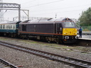 67005 Queen\'s Messenger - 10-9-05 - Crewe
