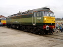 D1748 47815 Great Western - 11-9-05 - Crewe Works