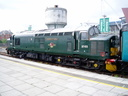 37411 D6990 Caerphilly Castle - 13-5-06 - Cardiff Central