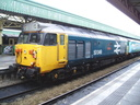 50049 Defiance - 13-5-06 - Cardiff Central
