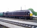 67005 Queen\'s Messenger- 13-5-06 - Cardiff Central a