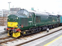D6990 Caerphilly Castle - 13-5-06 - Cardiff Central