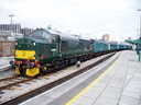 D6990 Caerphilly Castle - 13-5-06 - Cardiff Central (1)