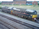 33202 Meteor + 33103 Swordfish - 3-8-06 - Derby