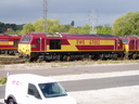 67002 Special Delivery - 30-9-06 - Toton TMD