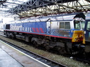 66411 Eddie the Engine - 27-1-07 - Crewe (1)