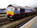 66411 Eddie the Engine - 27-1-07 - Crewe (2)
