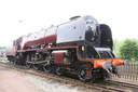 6233 Duchess of Sutherland - 17-5-08 - Crewe Heritage Centre