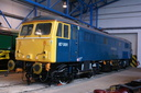 87001 Stephenson - 24-5-08 - National Railway Museum (York)