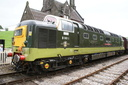 D9016 Gordon Highlander  - 31-5-08 - Cheddleton (1(
