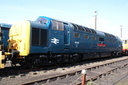 55019 Royal Highland Fusilier - 9-8-09 - Barrow Hill Roundhouse