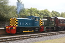 PWM654 + D2854 - 27-9-09 - Rowsley
