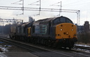 37601 + 37611 - 19-2-10 - Bushbury Junction