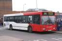 1657 T657FOB - 6-4-10 - Stourbridge Bus Station