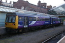 142062 (55712 + 55758) - 28-11-10 - Chester