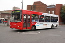 673 S673VOA - 20-8-11 - Walsall Bus Station