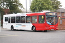 1755 BX56XBY - 20-8-11 - Walsall Bus Station