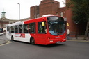 1784 BX56XDE - 20-8-11 - Hatherton Street, Walsall