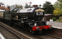 6024 King Edward I - 24-9-11 - Bewdley