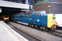 221111 Ameilia Earhart + D9000 (55022) Royal Scots Grey - 3-9-11 - Birmingham New Street