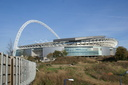 Wembley Stadium - 28-10-11