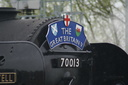 Oliver Cromwell & The Great Britain - 27-4-12
