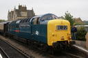 Dave & 55019 Royal Highland Fusilier - 20-5-12 - Wansford