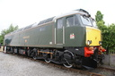 57604 Pendennis Castle - 2-6-12 - National Railway Museum, York (1)