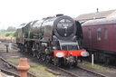 46233 Duchess of Sutherland - 23-6-12 - Tyseley Museum