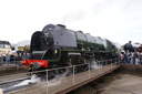 46233 Duchess of Sutherland - 23-6-12 - Tyseley Museum (2)