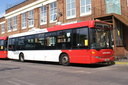 7033 SP10CWZ - 8-7-12 - Perry Barr Bus Garage