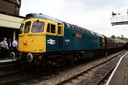 33021 Captain Charles - 21-7-12 - Cheddleton