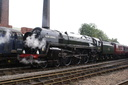 70013 Oliver Cromwell - 23-9-12 - Barrow Hill Roundhouse