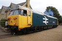 50026 Indomitable - 30-9-12 - Wansford (2)