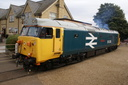 50026 Indomitable - 30-9-12 - Wansford (3)