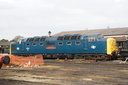 55002 The Kings Own Yorkshire Light Infantry - 30-9-12 - Wansford (1)